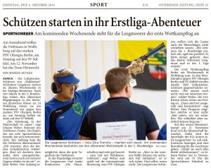 Ostfriesen-Zeitung, 04.10.2016